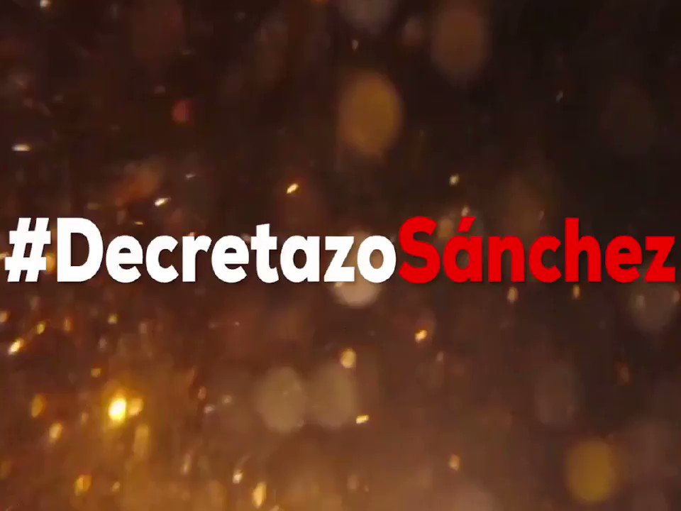 PP Badajoz's photo on #DecretazoSánchez