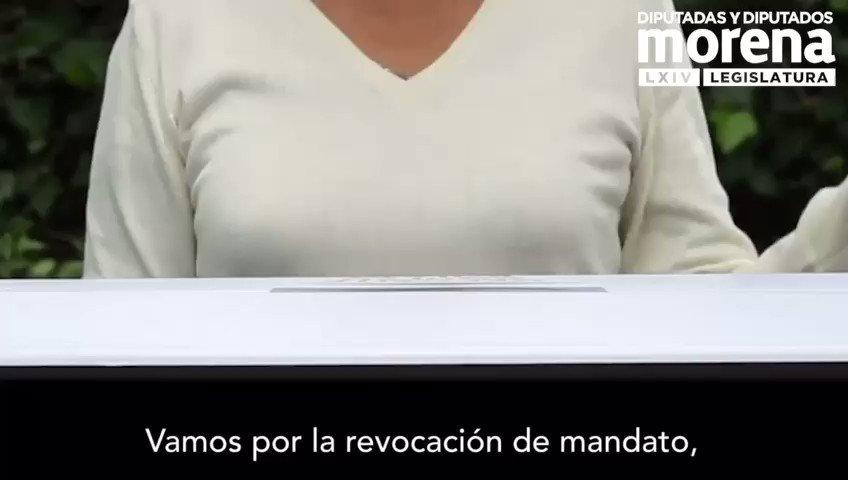 Irma Juan Carlos's photo on #RevocacionDeMandato