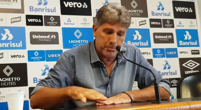Soccer News Grêmio's photo on Medeiros