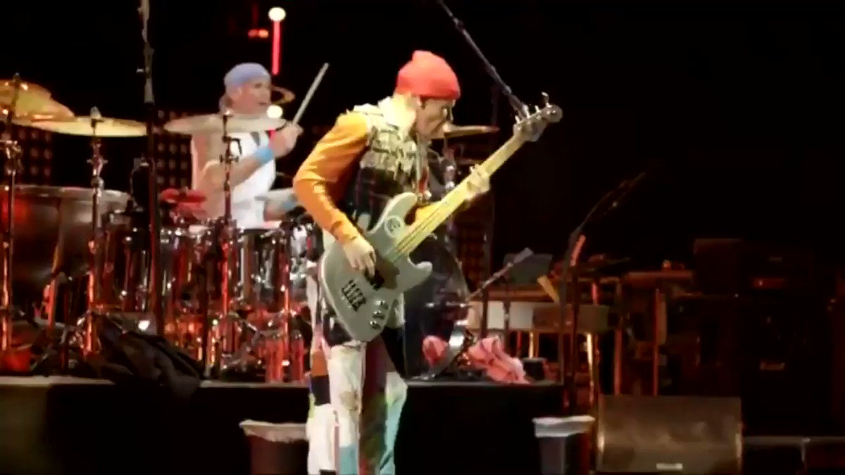 Alejandra Bernedo's photo on Red Hot Chili Peppers