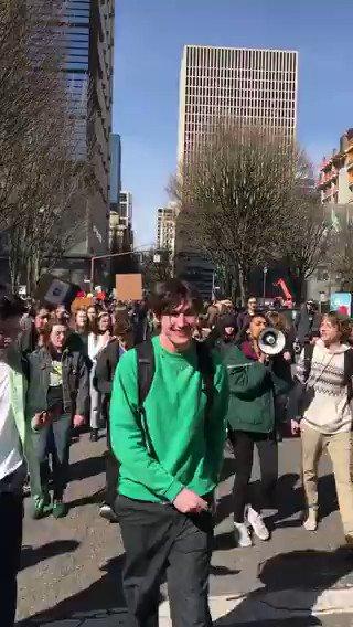 KATU News's photo on #studentstrike4climate