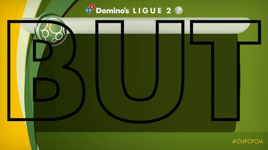 Domino's Ligue 2's photo on #CNFCFCM