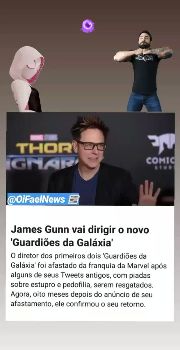 F.A.E.L News's photo on Guardiões 3