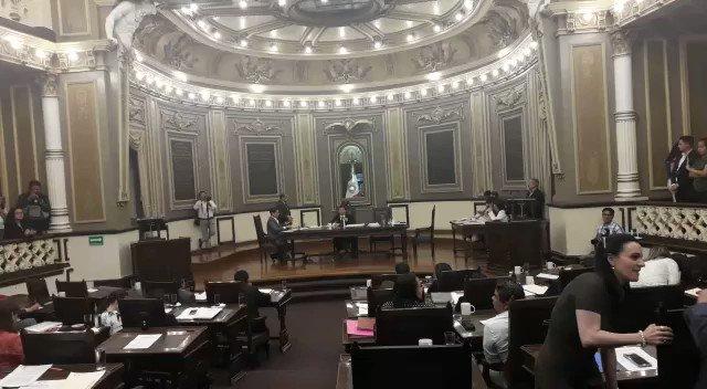 H. Congreso de Puebla's photo on Con 27