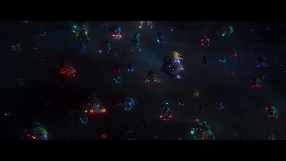 AtlasOne's photo on Guardians 3