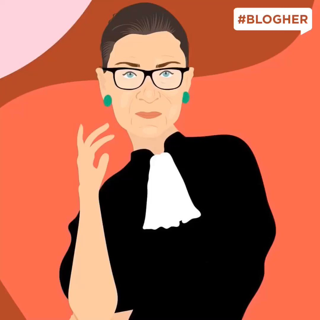 BlogHer's photo on #NotoriousRBG