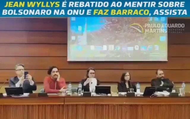 BRASIL 💎#MGWV#💎's photo on Jean Wyllys