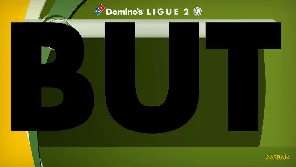 Domino's Ligue 2's photo on #asbaja