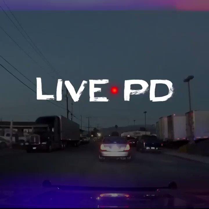 Live PD on A&E's photo on #LivePD