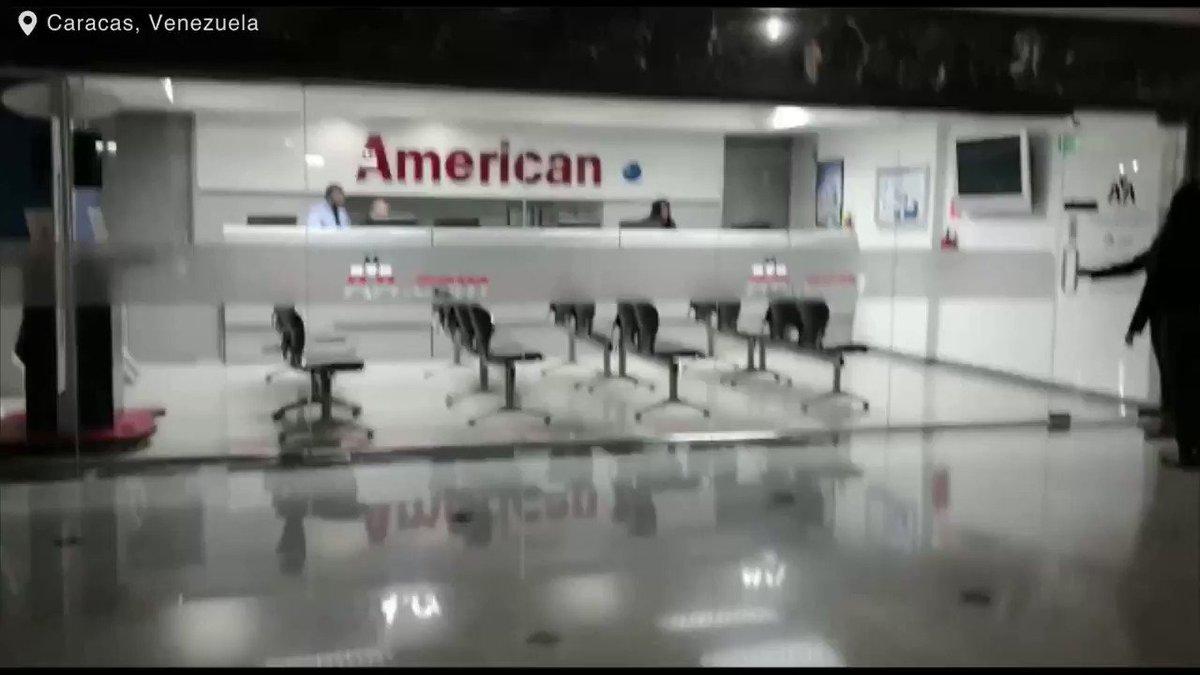 Voz de América's photo on american airlines