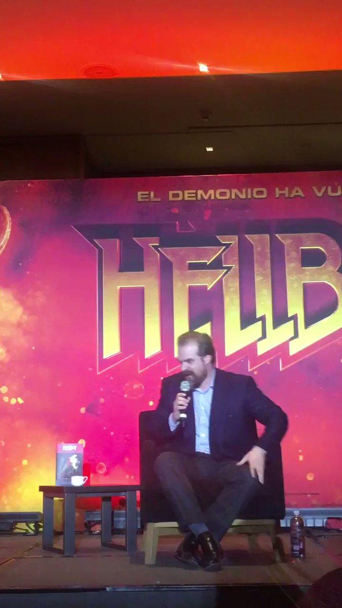 DÓNDE IR's photo on #Hellboy