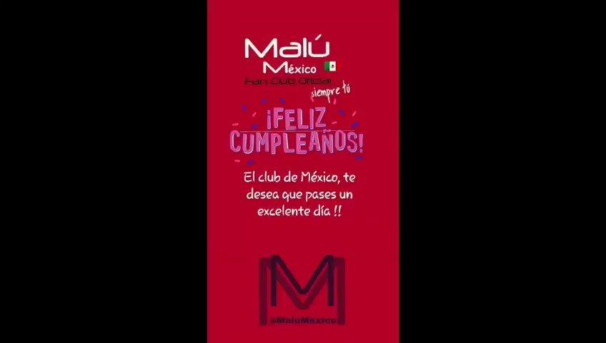 MALÚ MÉXICO's photo on #Felices37Malú