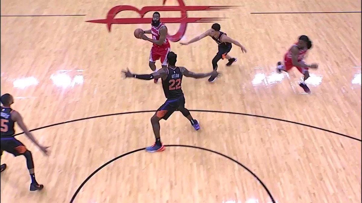 Houston Rockets's photo on Calvin