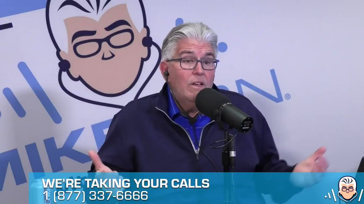 Mike Francesa does not usually wear sunblock, due to his beautiful Italian skin.