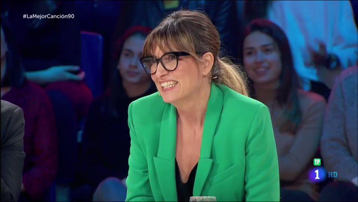 OtraFanOT ✊🎤's photo on #LaMejorCancion90