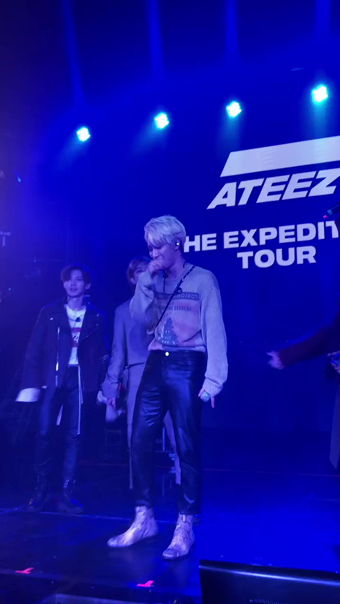 #ATEEZExpeditionTourLA's photo on #ATEEZExpeditionTourLA