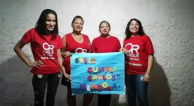 Club Carigue's photo on #Felices33CarlosRivera