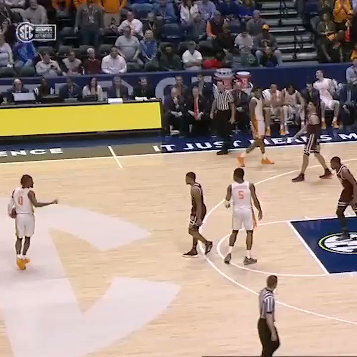 Admiral Schofield might have just thrown down the dunk of the year 💯 #SCtop10