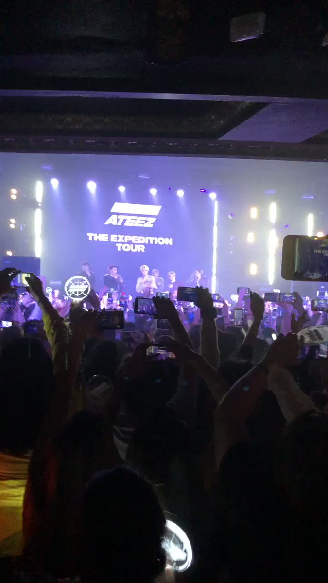 ATEEZ Brasil's photo on #ATEEZExpeditionTourLA
