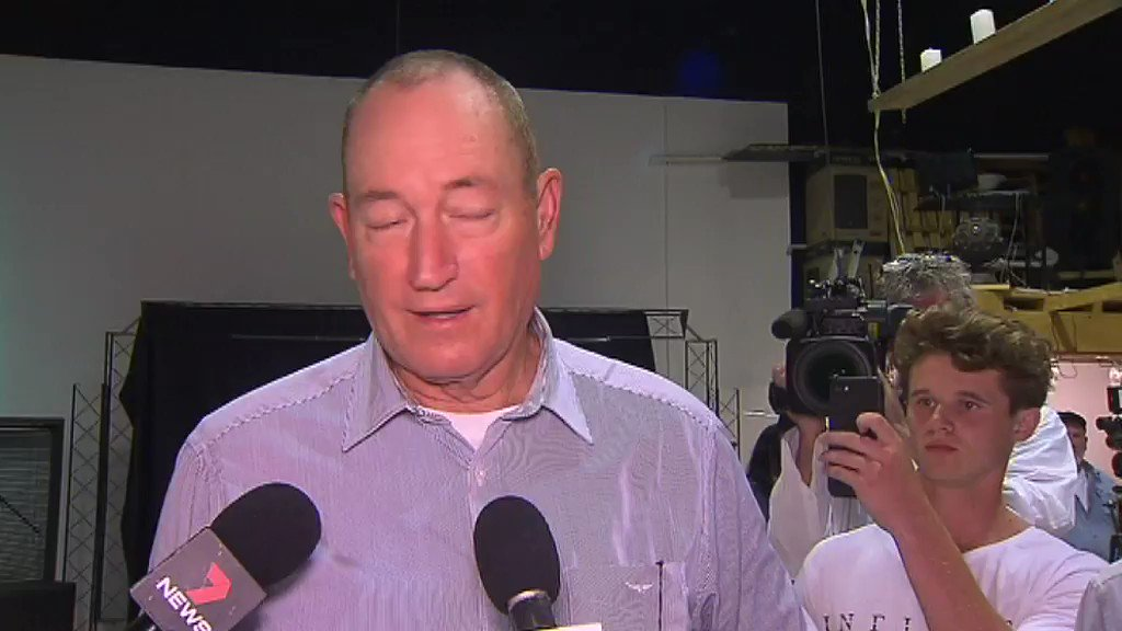 Frederick Joseph's photo on #FraserAnning