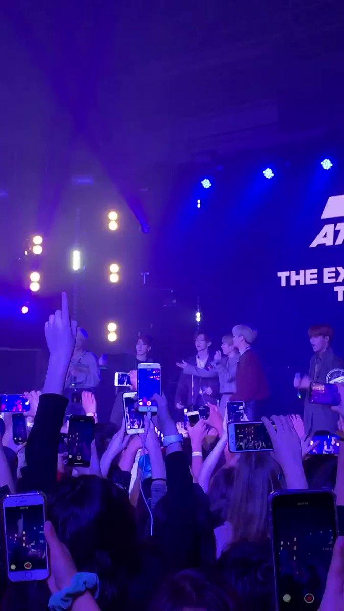 Drama Kakes and Kpop's photo on #ATEEZExpeditionTourLA