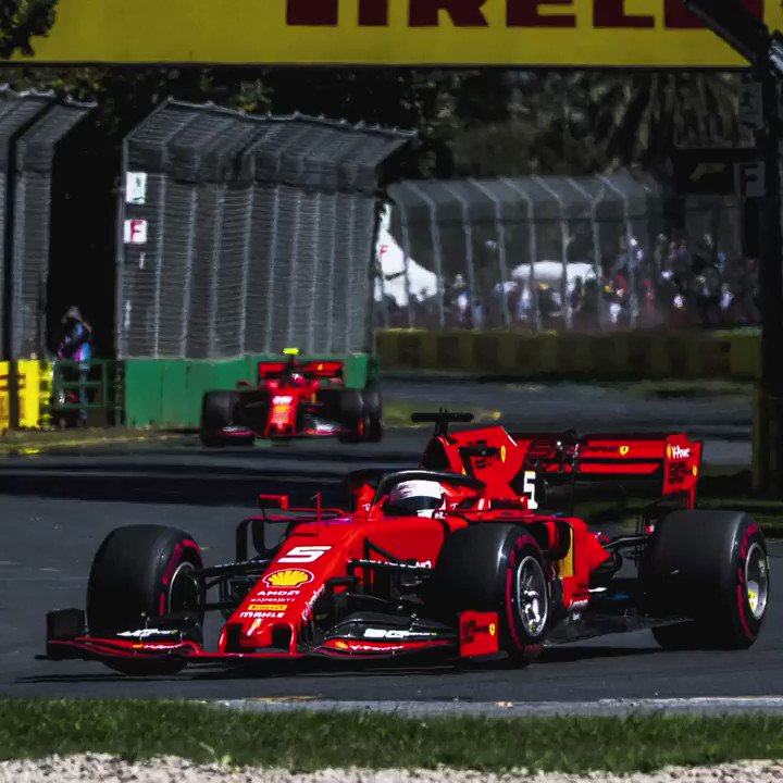 Working closely with Scuderia Ferrari to protect their data took Kaspersky Lab here today, at Melbourne. New championship. New energy. One shared objective: to focus on performance. @ScuderiaFerrari #AusGP  #motorsport #kasperskylab #Charles16 #Seb5 #essereFerrari #SF90