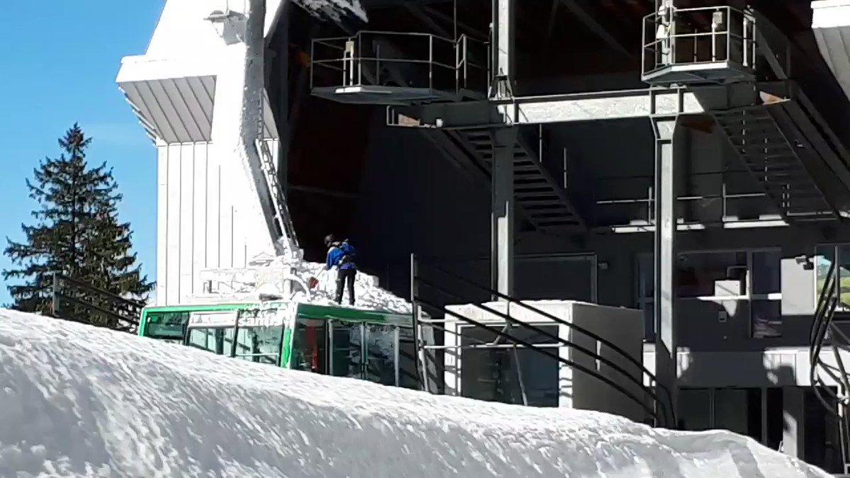 #Kabineneisbefreiung der #Säntisbahn #jetzt #Schwägalp #Säntis #Alpstein #Appenzellerland https://t.co/IP1bVusuNC