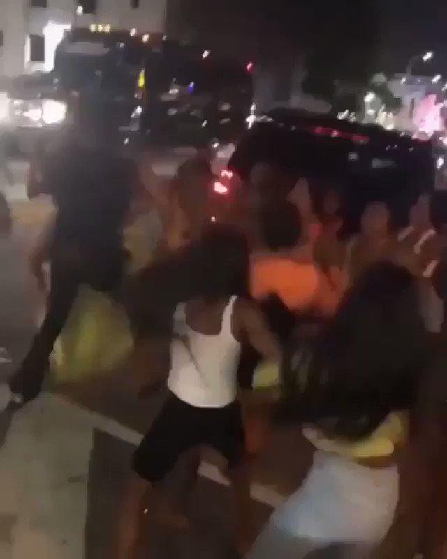 Fight in Miami 👊🏽