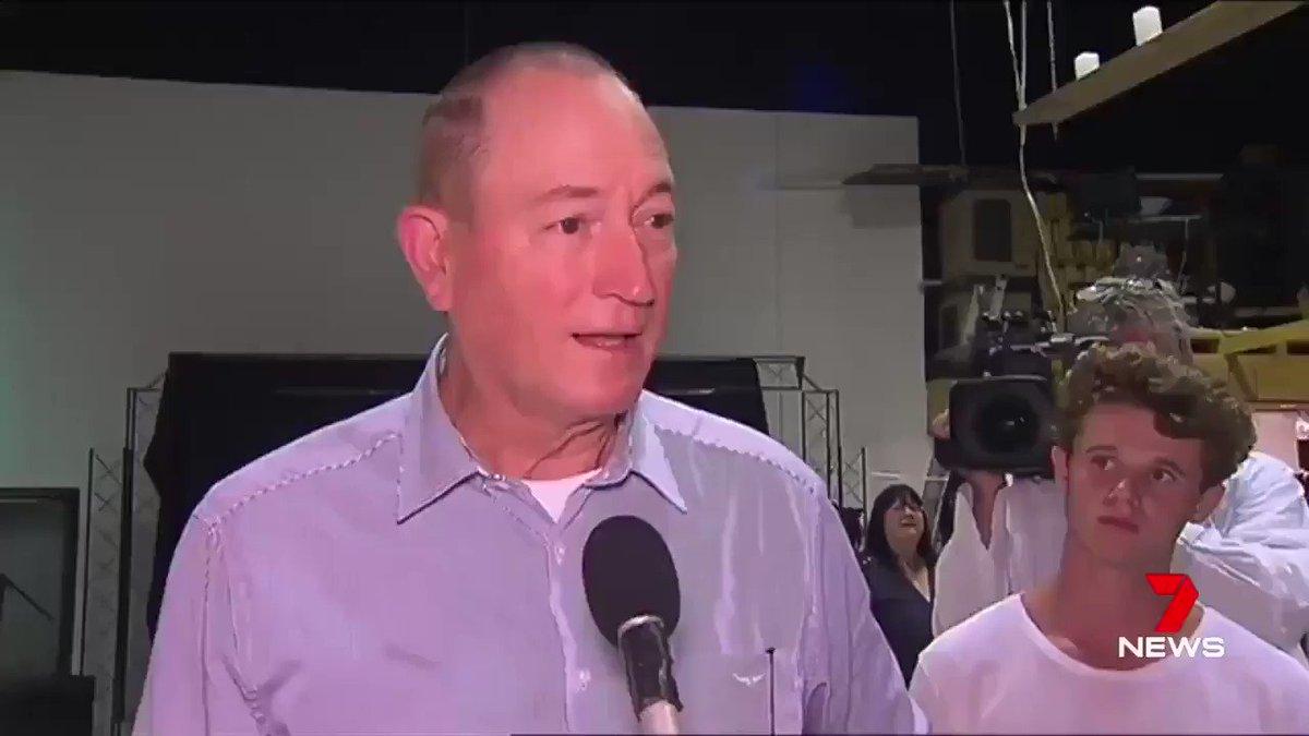 Ryan Knight 🇳🇿's photo on Australian Senator