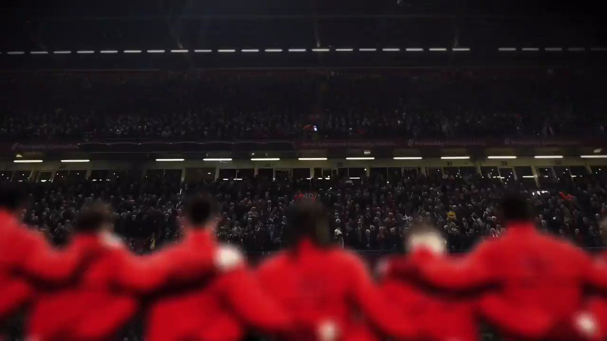Welsh Rugby Union ­ЪЈЅ's photo on Grand Slam