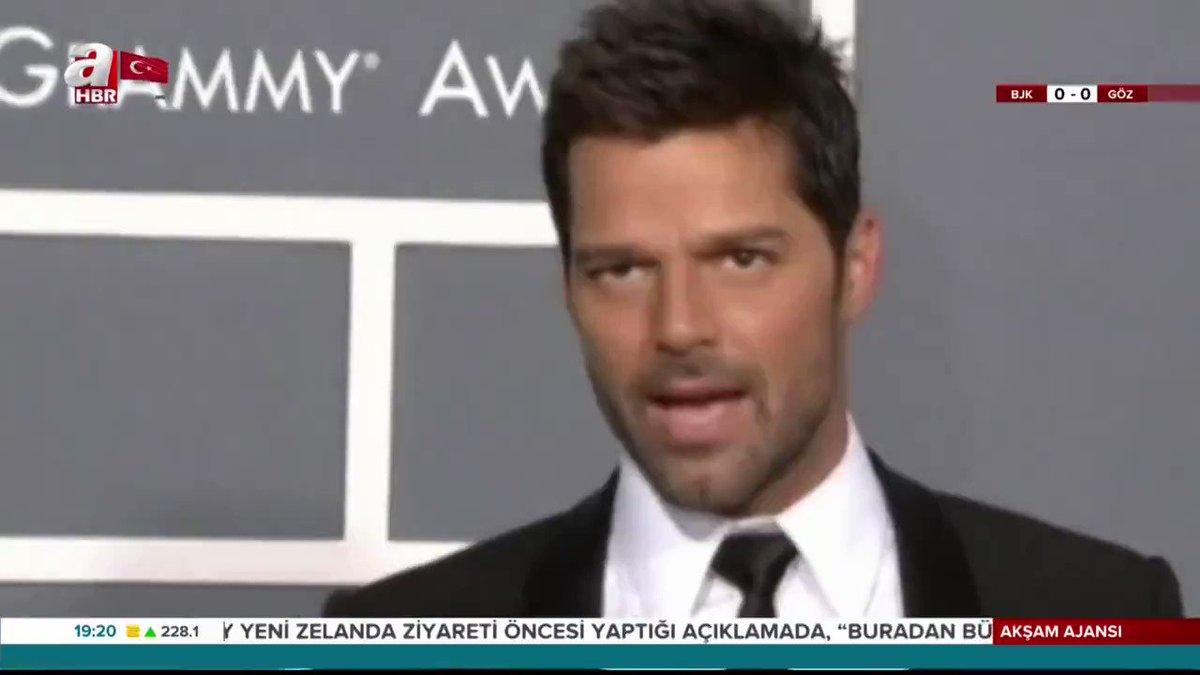 A Haber's photo on Ricky Martin