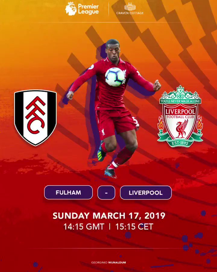 Road game coming up! Are you ready Reds!?💪🏾🔴 #FULLIV #AllezAllezAllez