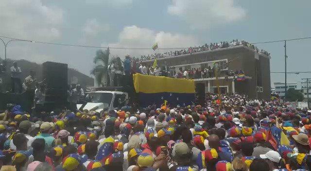NTN24 Venezuela's photo on Vamos América