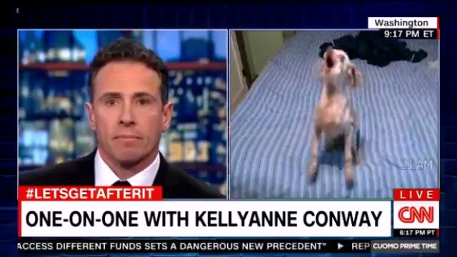 This is why I don't like to watch Chris Cuomo's interviews