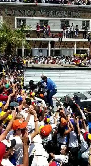 NTN24 Venezuela's photo on El América