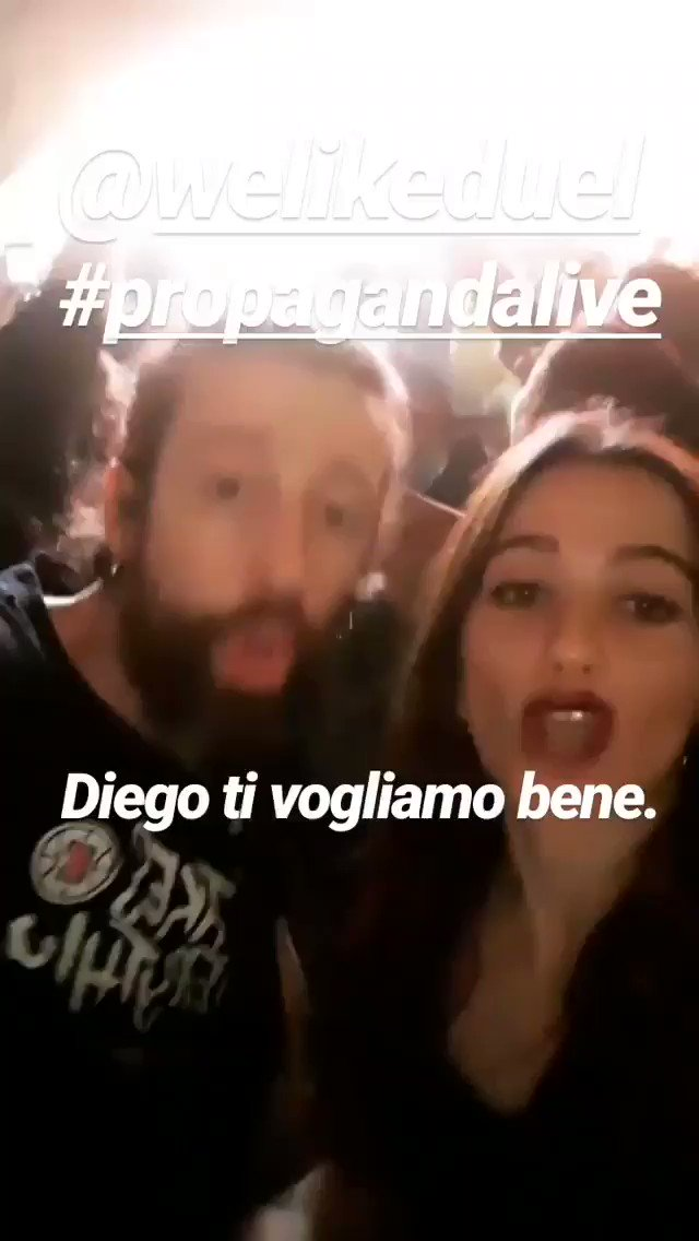 Valentina Palazzo's photo on #propagandalive