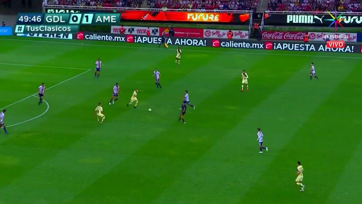 Club América's photo on #ClasicoNacional