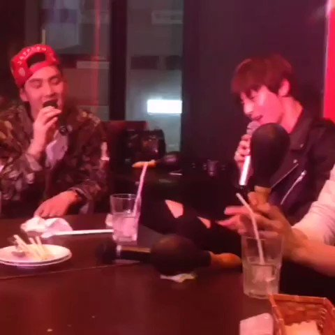 girls dont want boys, they want baekmin's duet