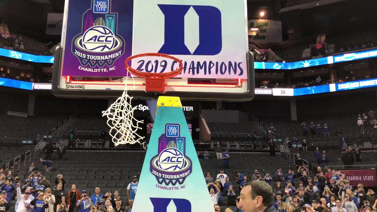 ACC Men's Basketball's photo on #ACCTourney