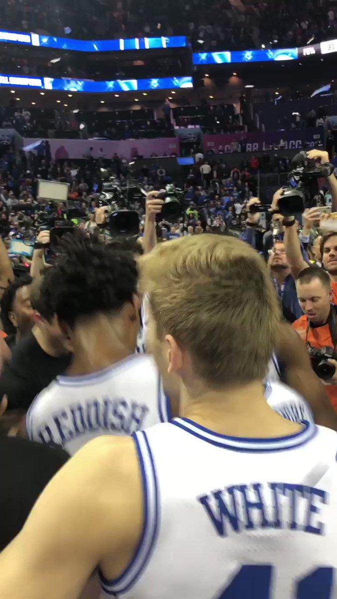 Duke Basketball's photo on #ACCTourney