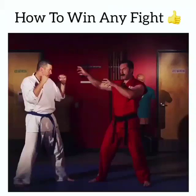 """ Before you learn attack must a learn a defense"" Mr. Myagi #karatekid #brcc #americascoffee"