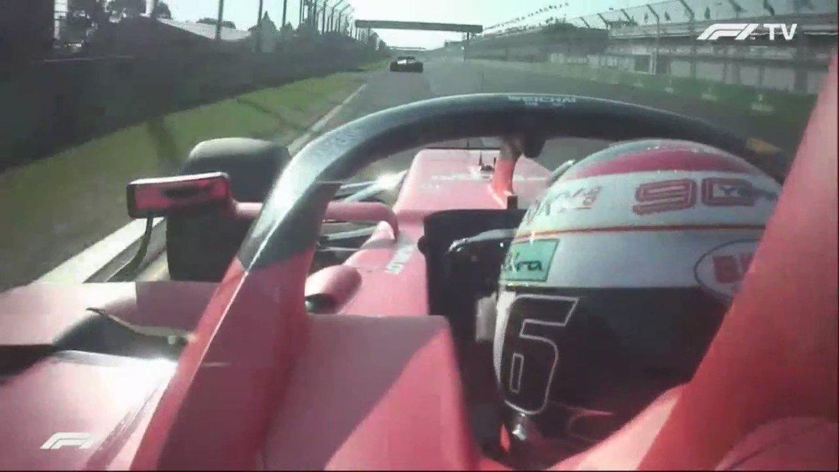 Secteur F1 🏎🇫🇷's photo on Leclerc