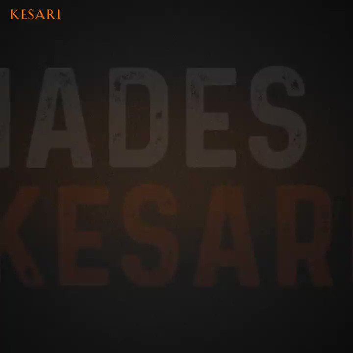 The different shades of #Kesari from all over the world. In cinemas this #Holi, 21st March. 4 days to go - http://bit.ly/Kesari-PreTix  @ParineetiChopra @SinghAnurag79 @karanjohar @apoorvamehta18 @SunirKheterpal @DharmaMovies #CapeOfGoodFilms @iAmAzure @ZeeStudios_