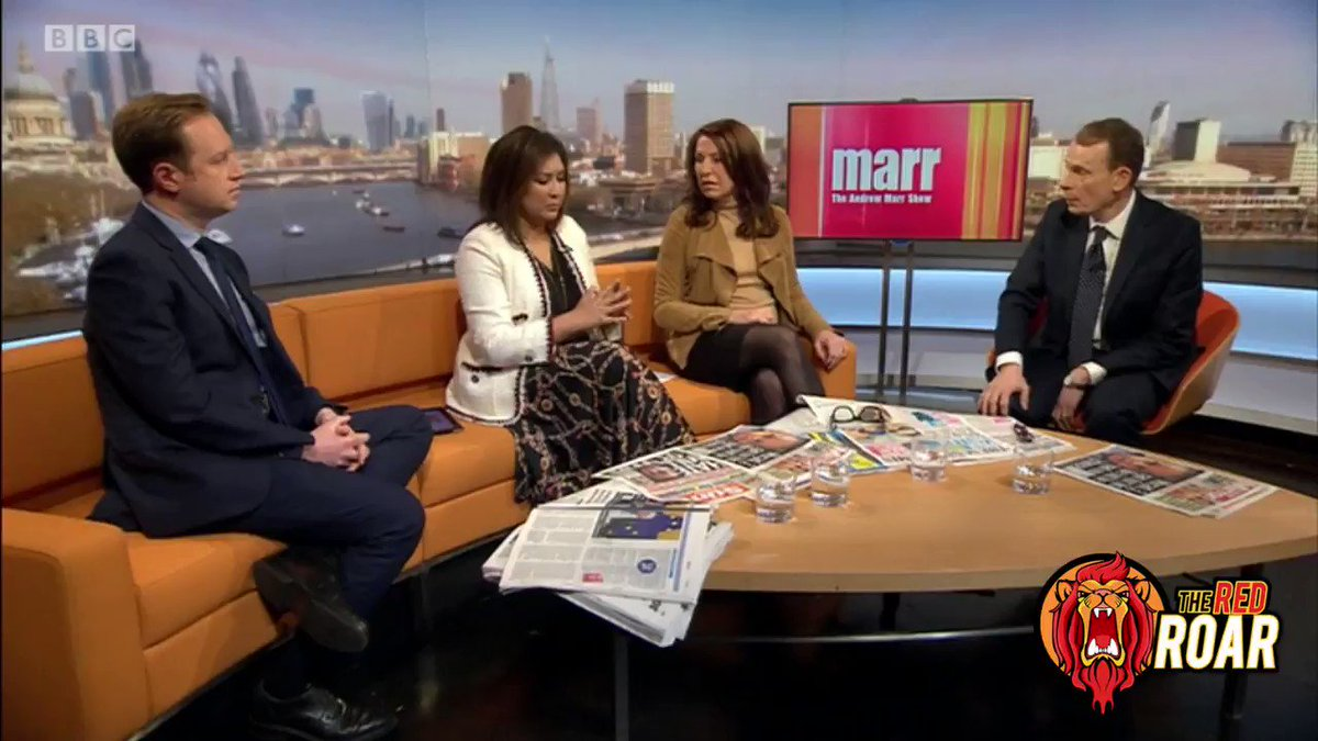 """WATCH: Labour's @ayeshahazarika totally right on Islamophobia in the wake of the Christchurch attack """"we all have to take responsibility for this - media platforms, the mainstream media, commentators and politicians."""" #Marr"""