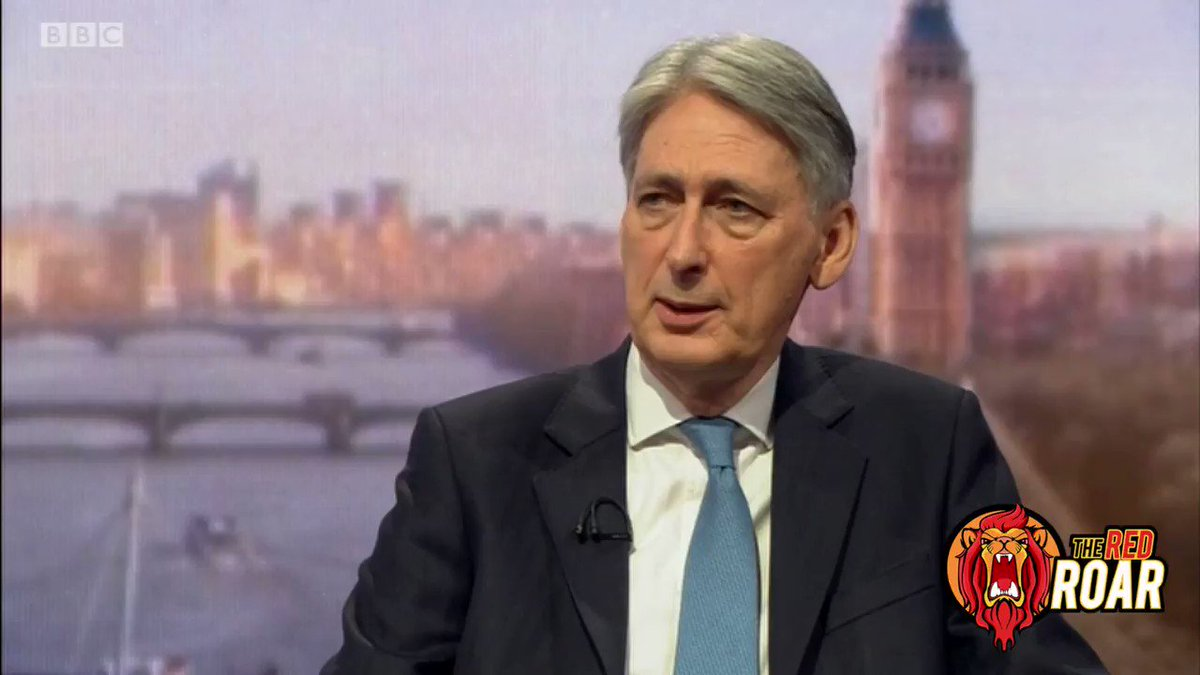 WATCH: Philip Hammond admits he might have to melt thousands of special Brexit coins ordered by his department with 29 March written on them. #Marr