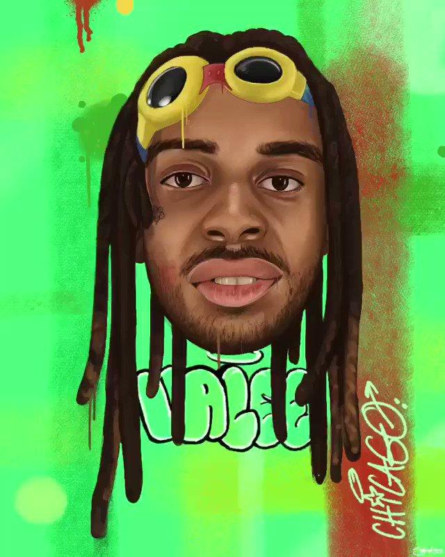 Fan art of @valee is wild! 🎨 by stevehatalaart/IG