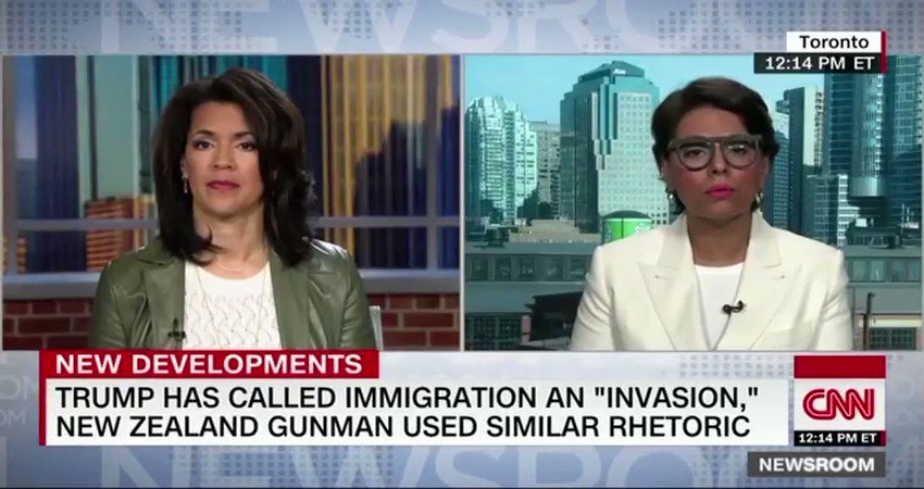 "CNN didn't know what to do with a Muslim doctor that defended the President. ""Ok thank you"""