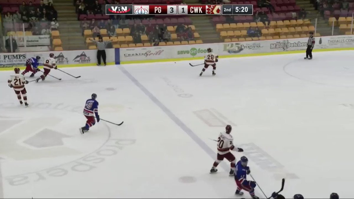 RT @Chiefs_Hockey: Nice work, @kevinwall24 👊#gochiefs #bchlplayoffs https://t.co/BZVC73s5tt