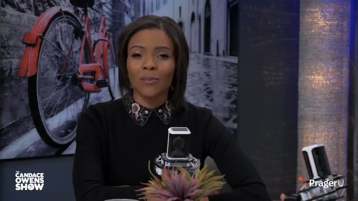 """For the last time, people:  LIBERALS CANNOT BULLY ME.   This episode of the Candace Owens show is being a deemed a """"must watch"""".  The media bounty on the heads of black conservatives is REAL.   Here's an intro.  Watch here: https://www.prageru.com/video/the-candace-owens-show-paris-dennard/…"""