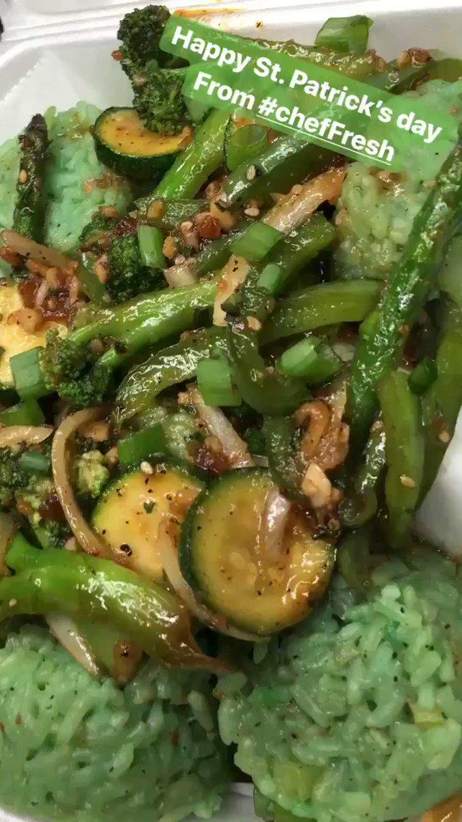 #ChefFresh's photo on #green